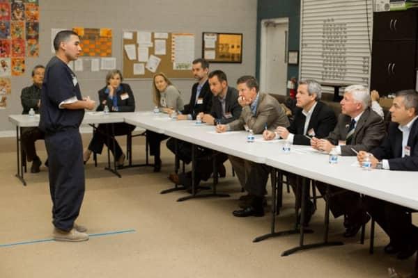 Inside the Texas-based Prison Entrepreneurship Program.