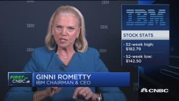 CNBC PRO: Ginni Rometty