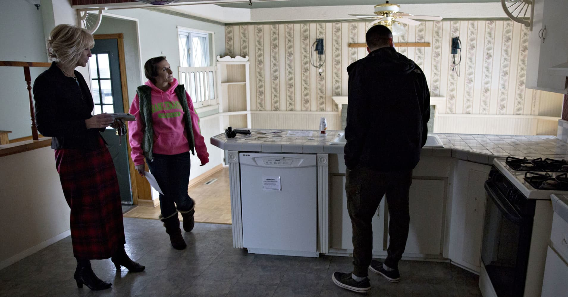 March US existing home sales