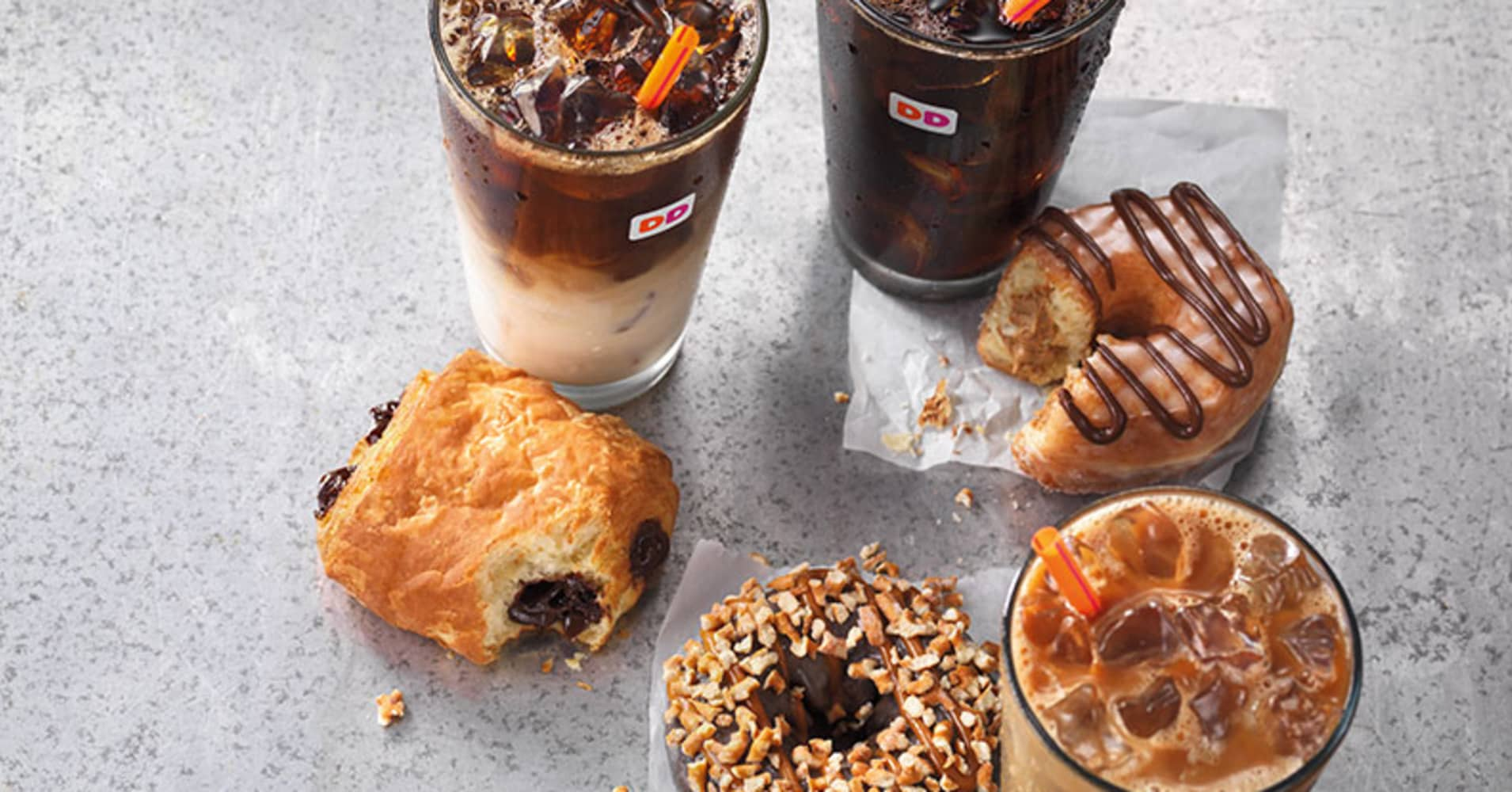 8 new Dunkin' Donuts items to try this spring