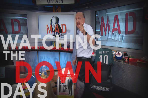 Cramer Remix: Why solid stocks can fall during a market selloff