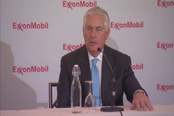 Rex Tillerson says he never sought the role of America's top diplomat