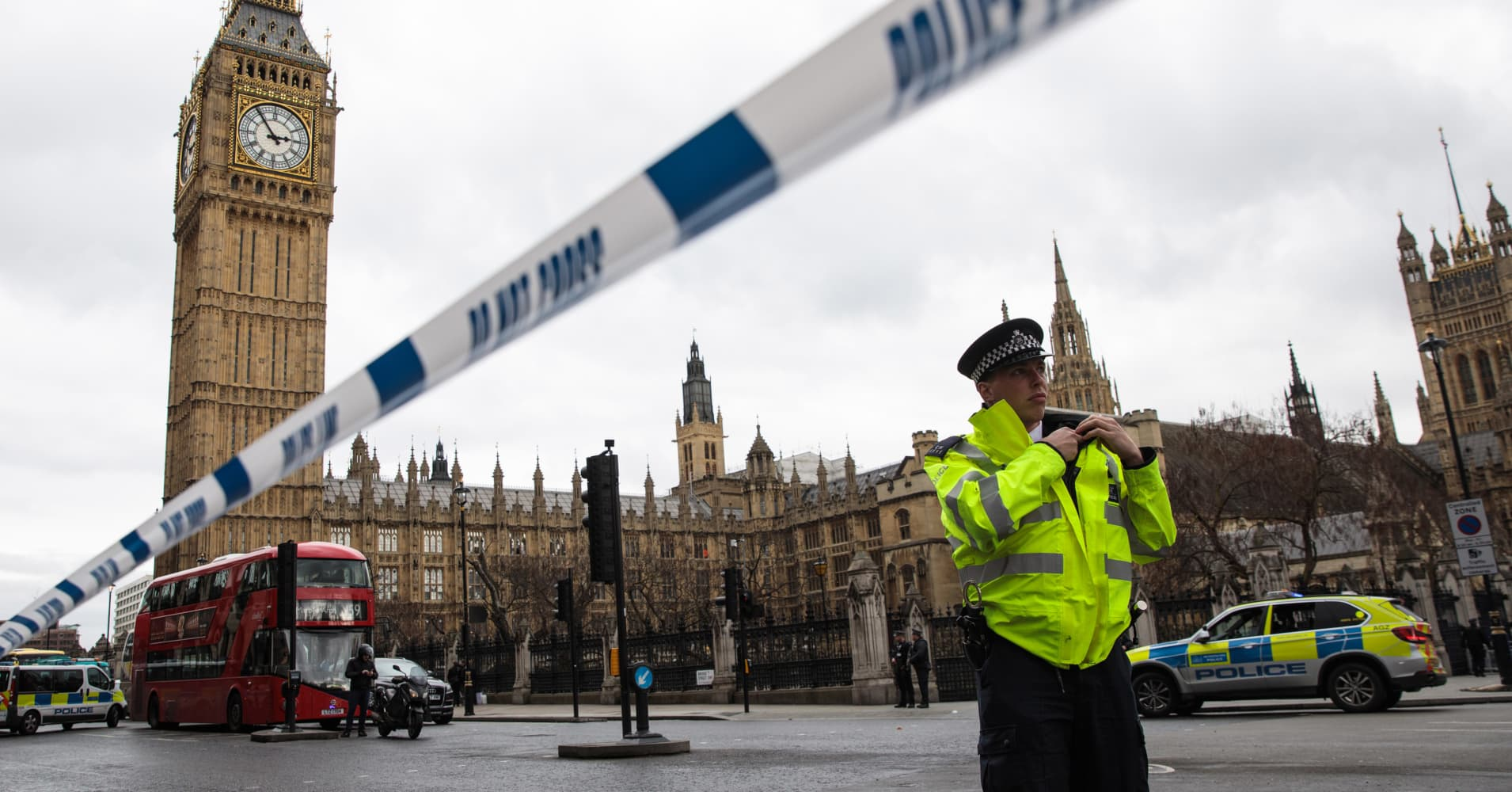 'Sick and depraved': World reacts to London terror attack