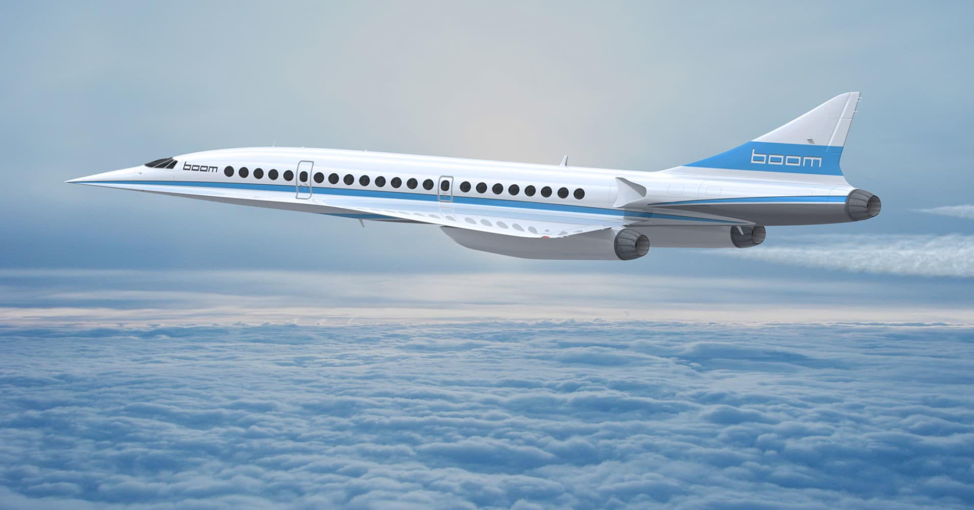 This founder dreams of flying New York to London in 3 hours on a plane with huge windows