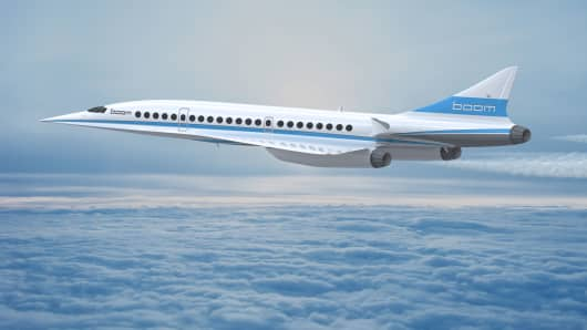 Boom Supersonic's Futuristic Passenger Jet Is Now A Step Closer To Reality