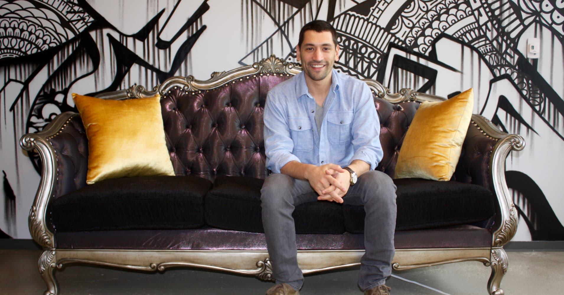 Adam Lyons, CEO of The Zebra