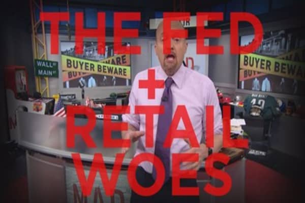 Cramer Remix: The double-whammy group giving you two ways to lose