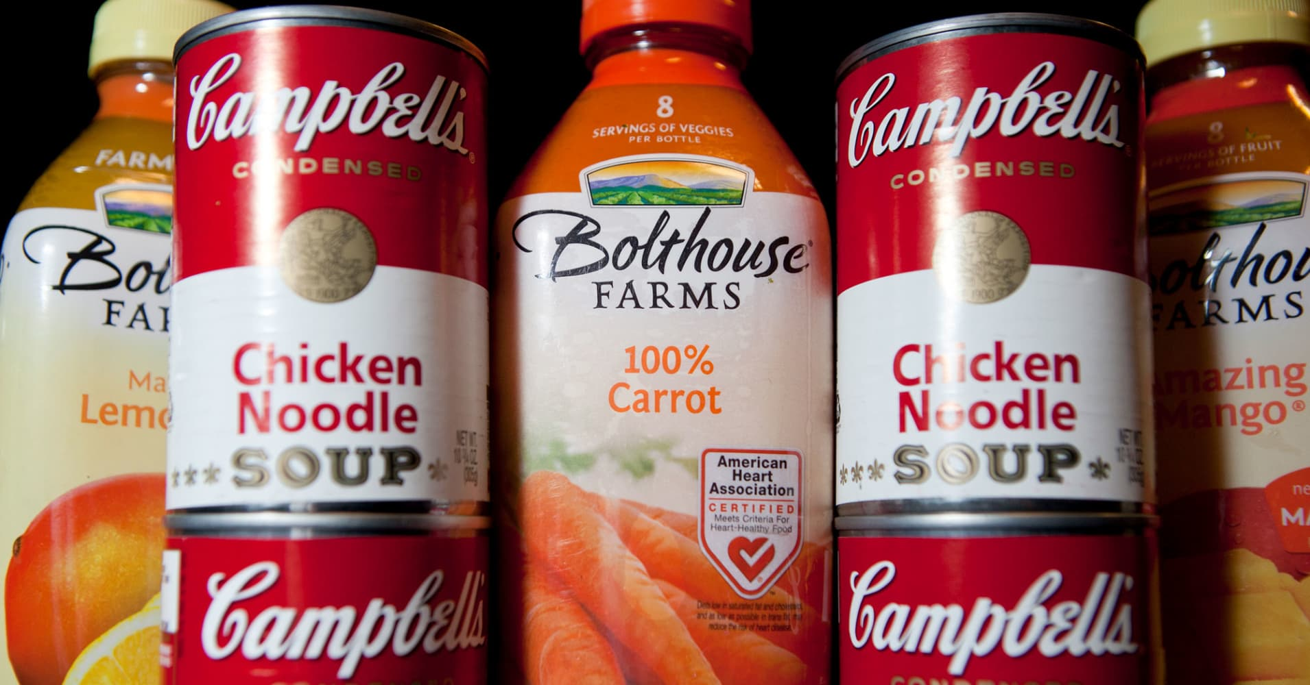 Campbell Soup is a cautionary tale for food companies hopping on the fresh food bandwagon