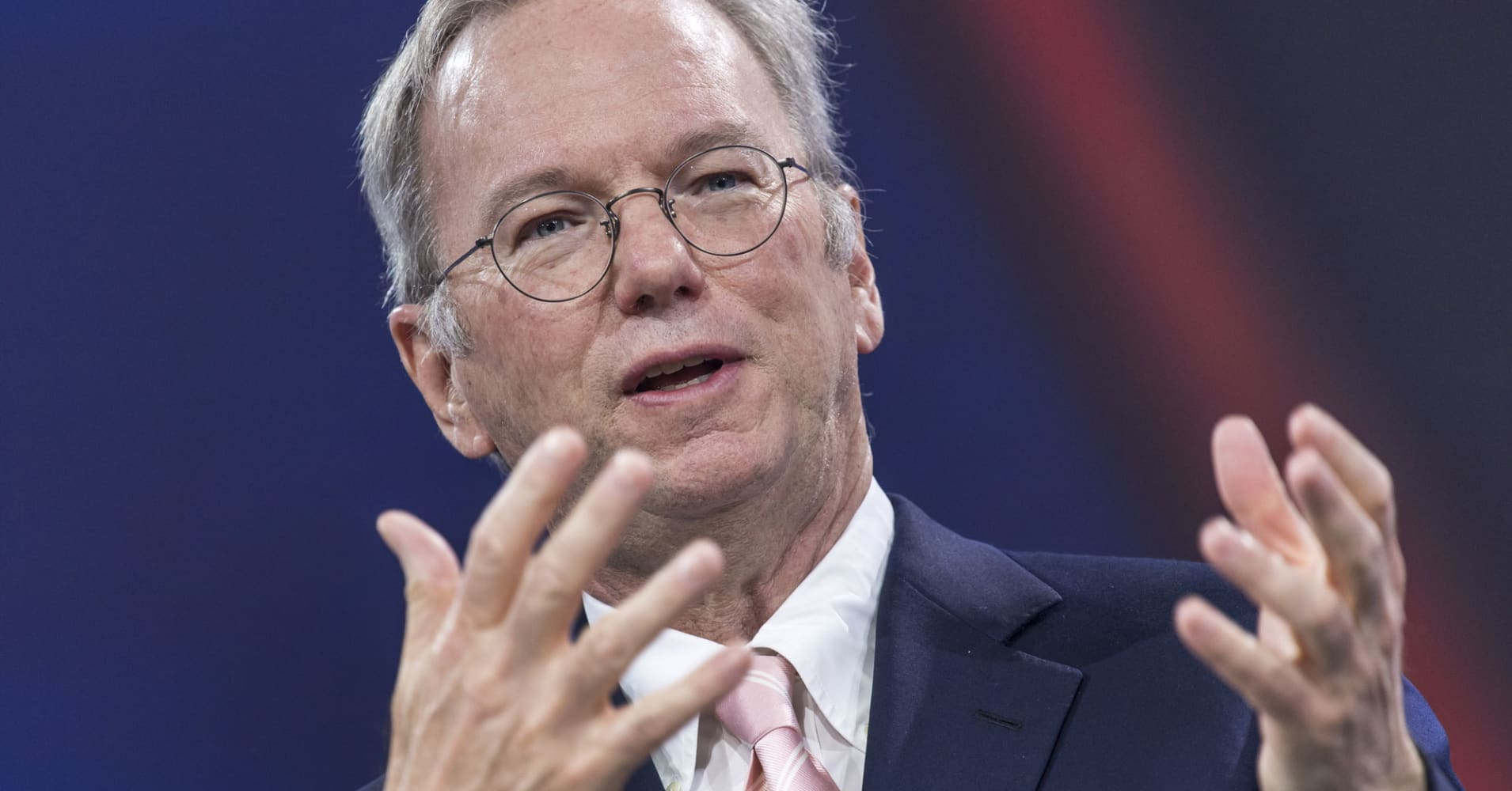Alphabet chairman Eric Schmidt: we 'can't guarantee' ads won't appear next to offensive content