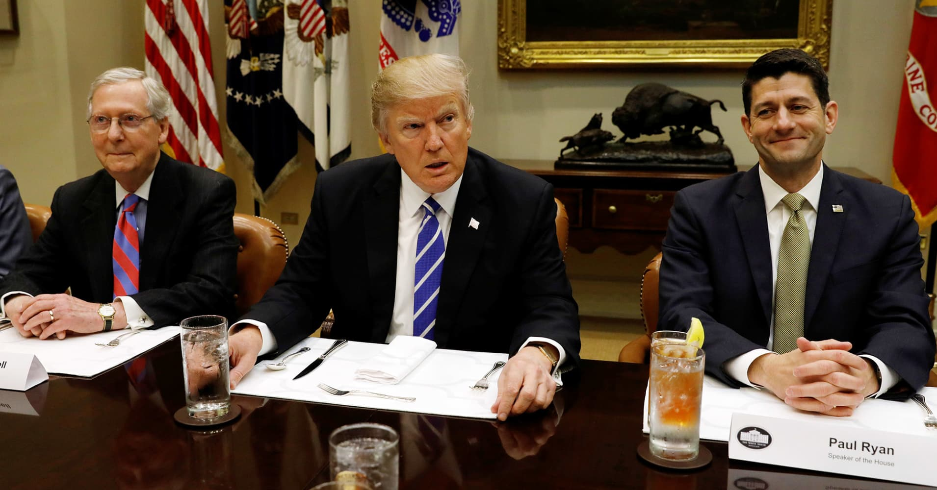 Op-Ed: It's stand and deliver time for Trump and Congress on deregulation