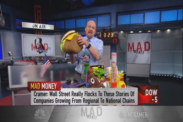 Cramer: The secret sauce behind Five Below's 10% surge