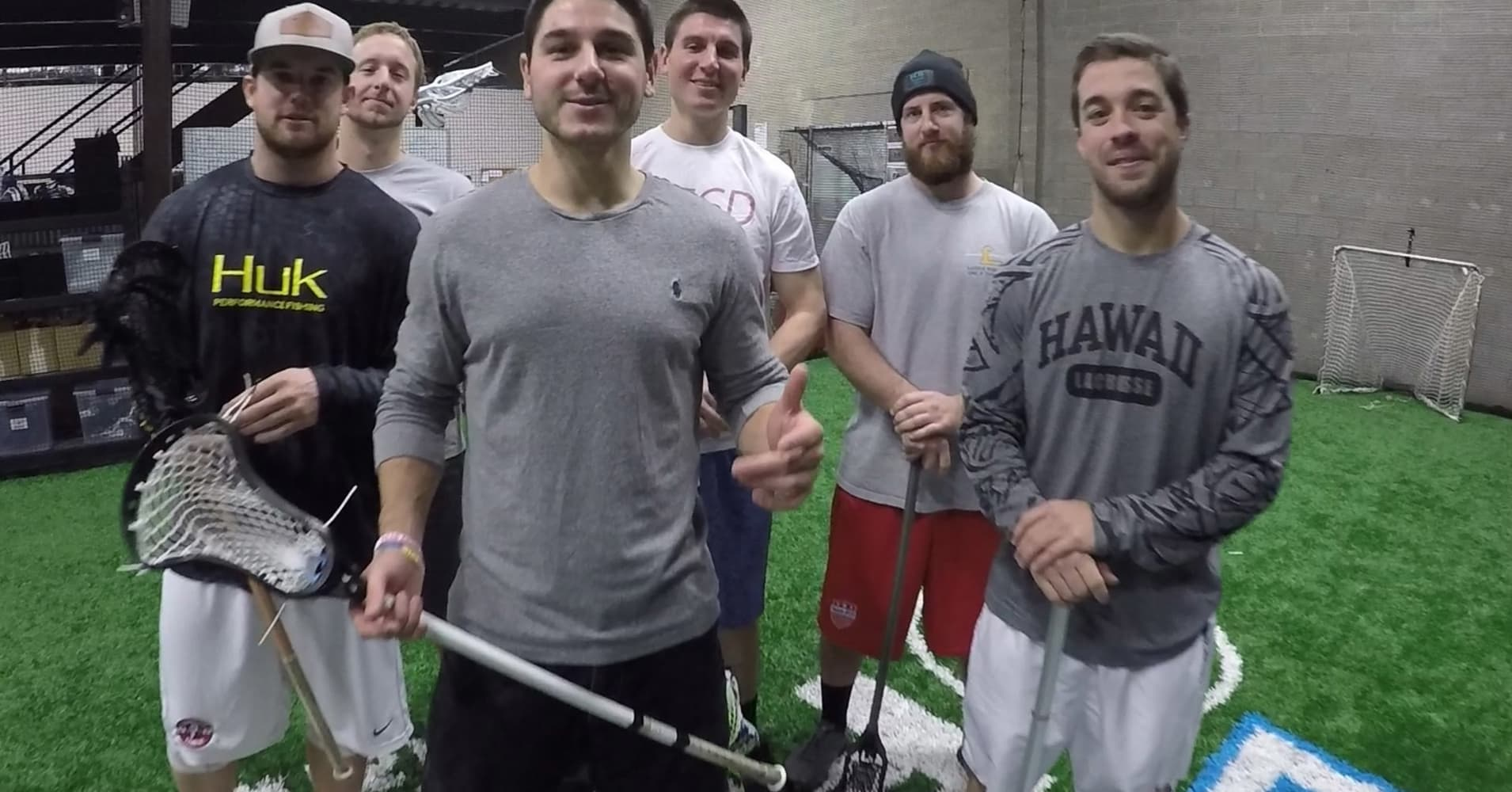 These twin lacrosse fanatics turned $6,000 into a global business