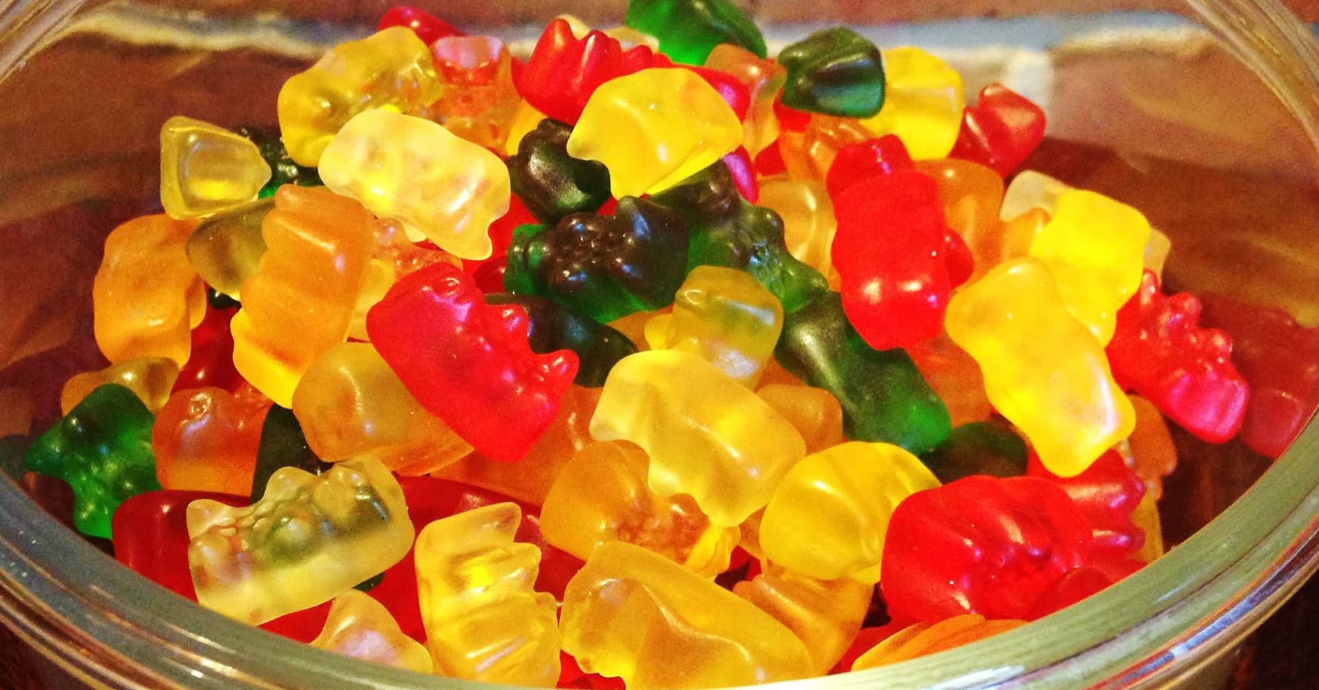 Iconic Haribo gummy bears will be soon be 'Made in the USA'