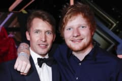 How Ed Sheeran and other top musicians helped Grammy nominee James Blunt rethink his career