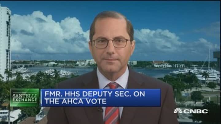 Santelli Exchange: Fmr. Lilly USA President on the American Health Care Act