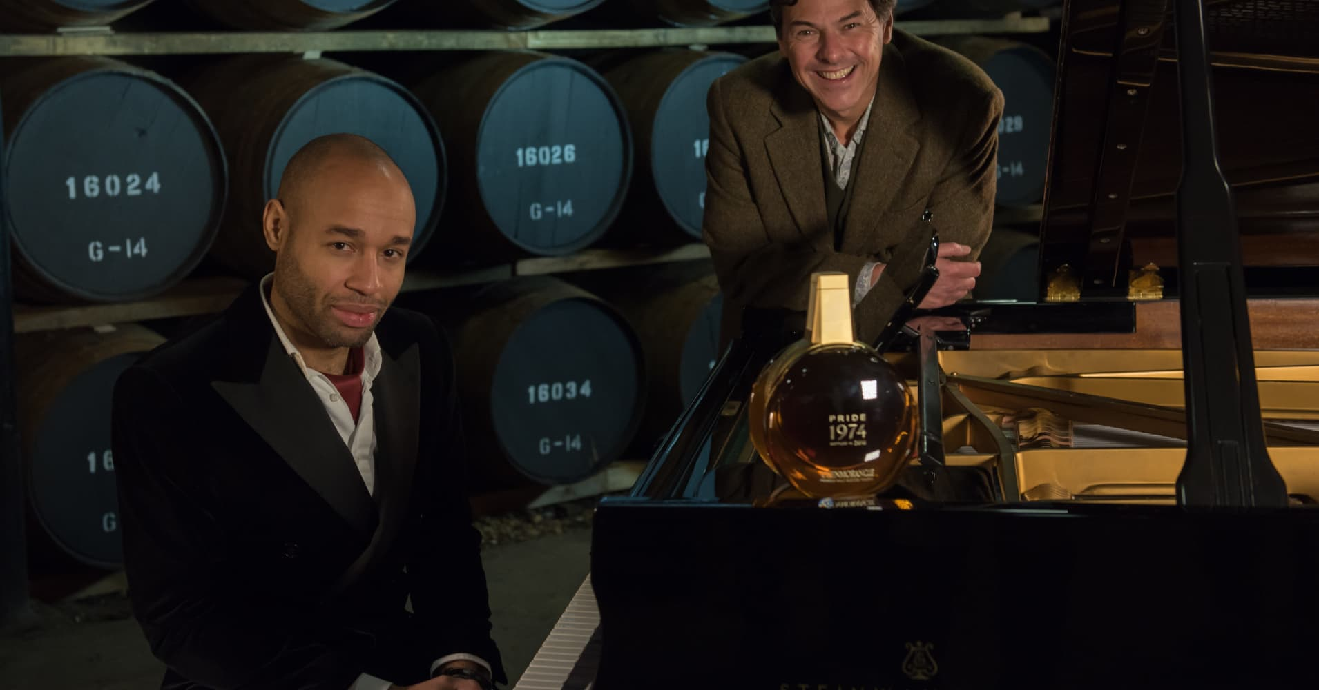 What does a $9,000 whisky taste—and sound—like?