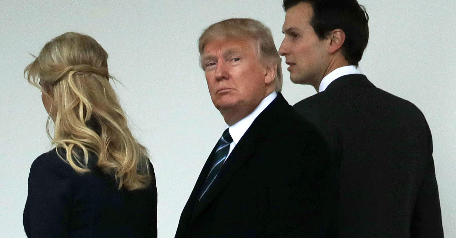 Ivanka Trump and Jared Kushner have more power at the White House than first thought