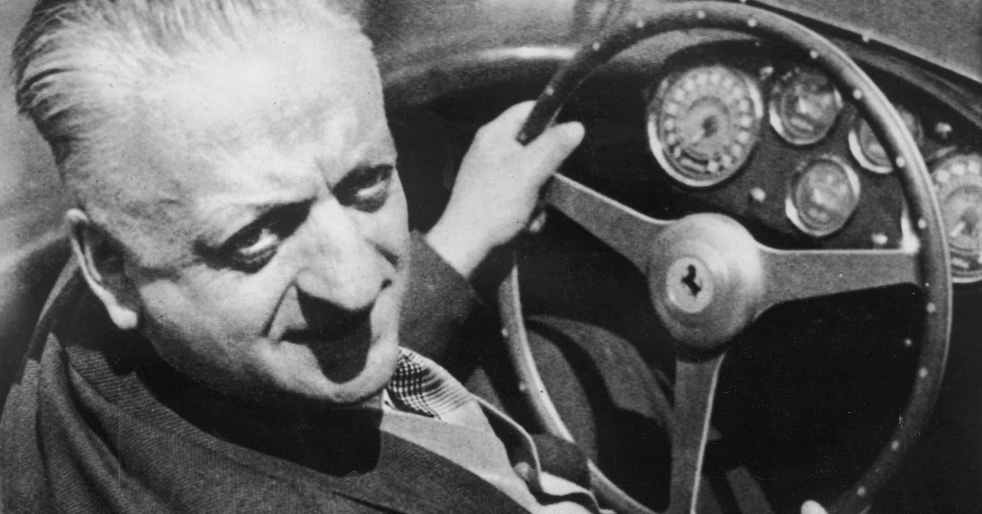 Italian cops arrest 34 in race to foil plot to steal Enzo Ferrari's corpse