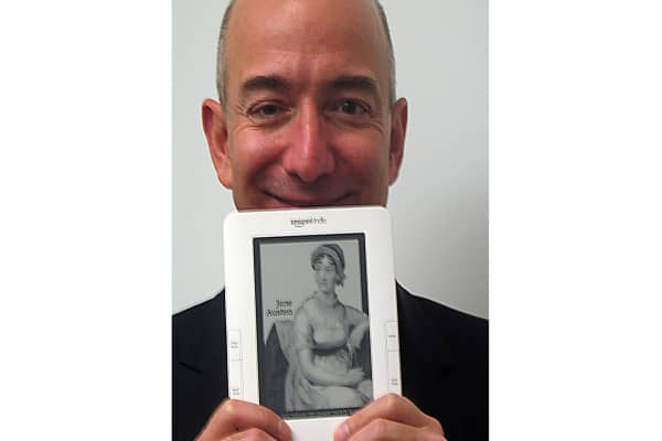 This book list helped form billionaire Jeff Bezos' leadership style