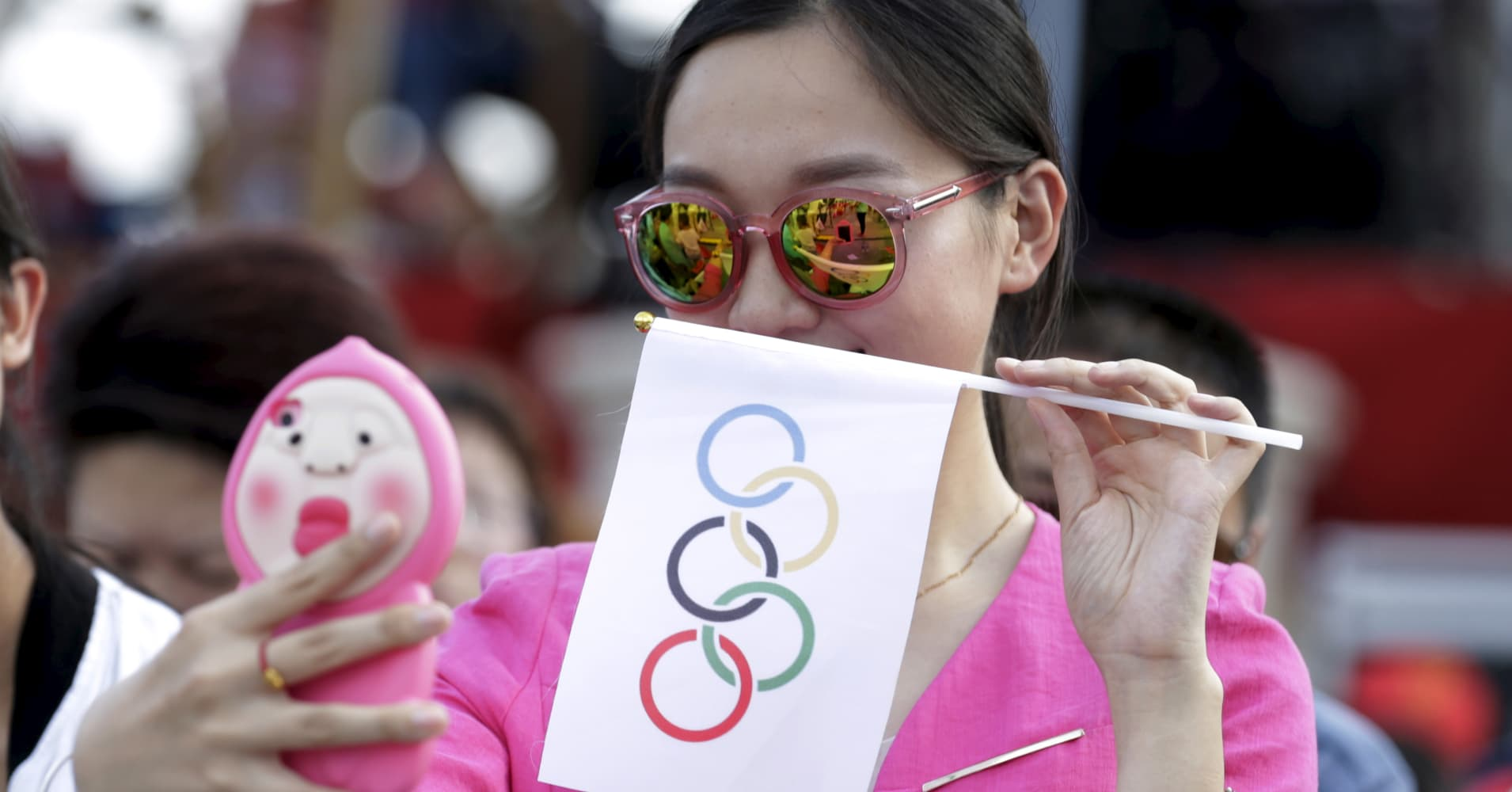 Snap snags NBC ad deal worth up to $75 million for the Winter Olympics, report says