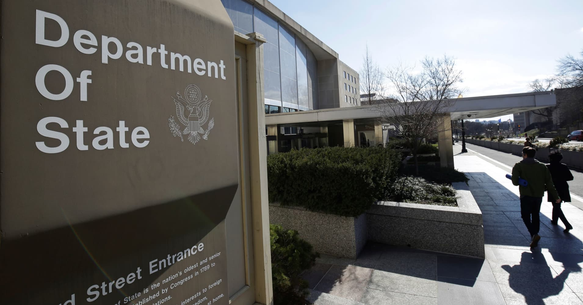 State Department employee accused of misleading FBI in China case