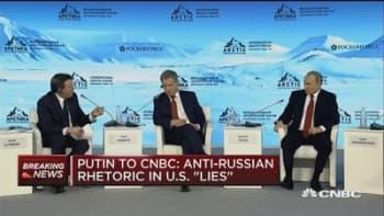 Putin: Will support Trump's efforts on terrorism