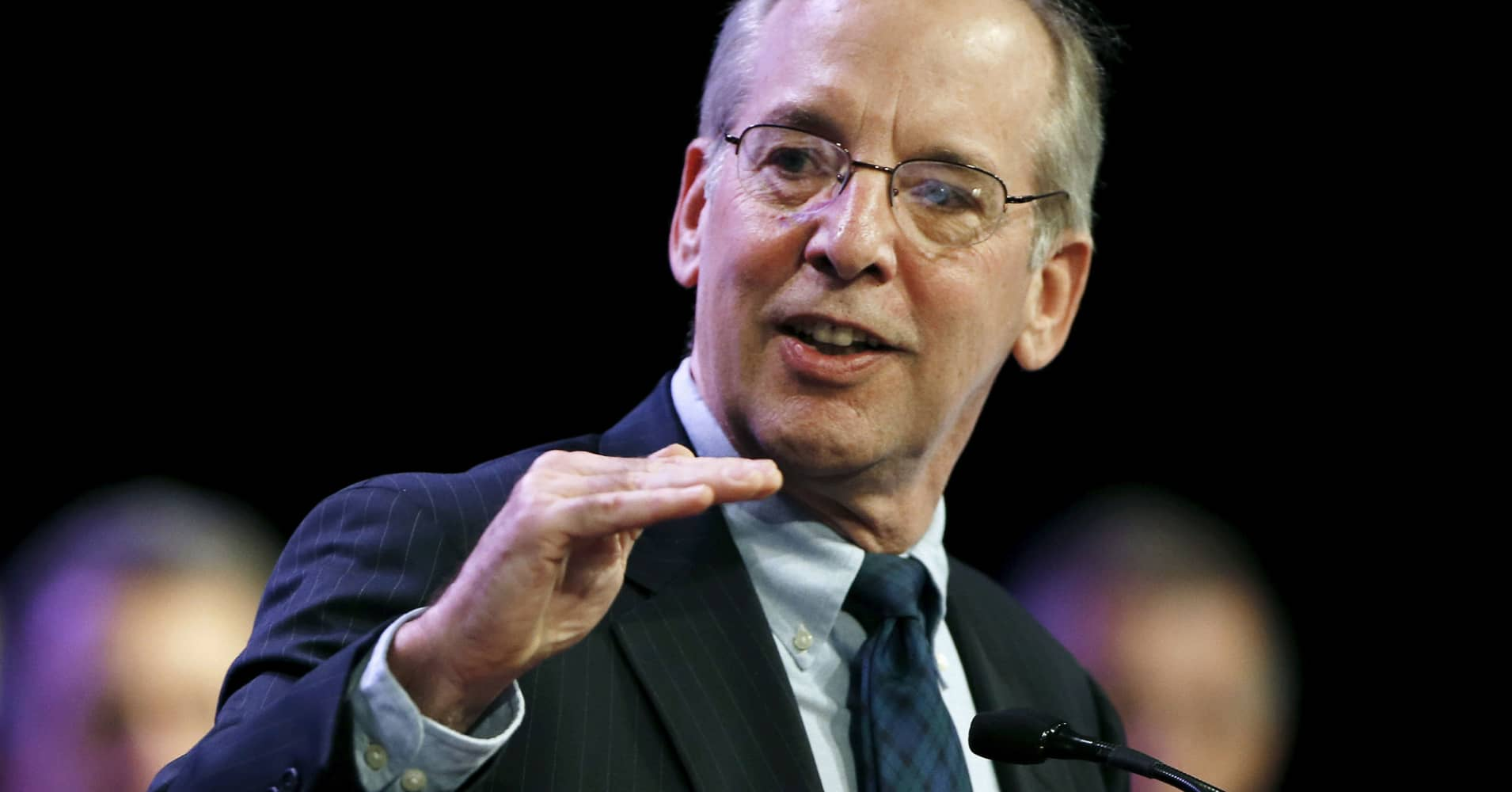 Fed's Dudley: Market drop is 'small potatoes,' economy still strong, rates going up