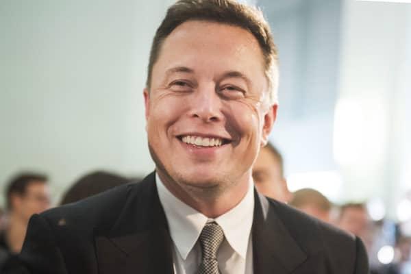 Tesla's CEO Elon Musk