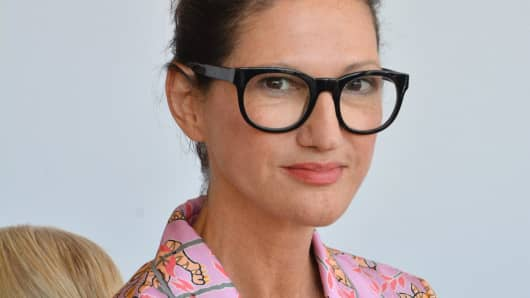 J.Crew Group Announces Departure Of Jenna Lyons