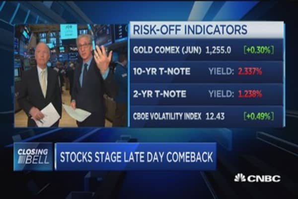 Pisani: The story is very simple – hard data vs. soft data