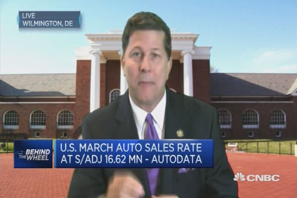 Why auto sales have declined