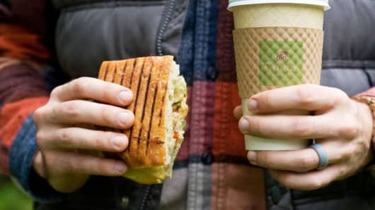 Panera to add 10000 new delivery jobs
