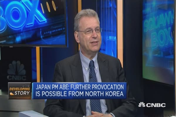 Should investors worry about North Korea?