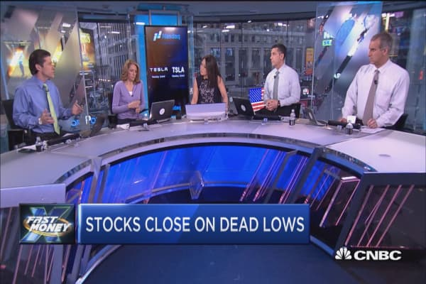 Tax worries, Fed spook stocks