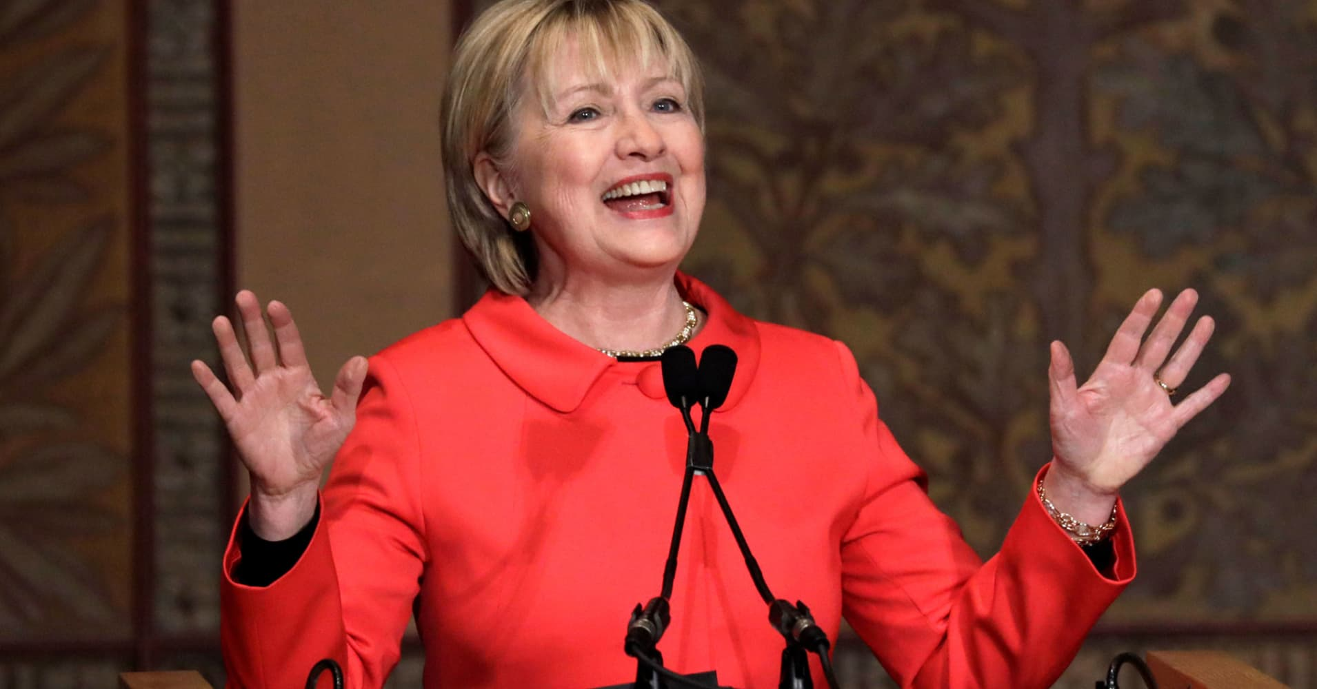 Hillary Clinton launches political group to fund activism