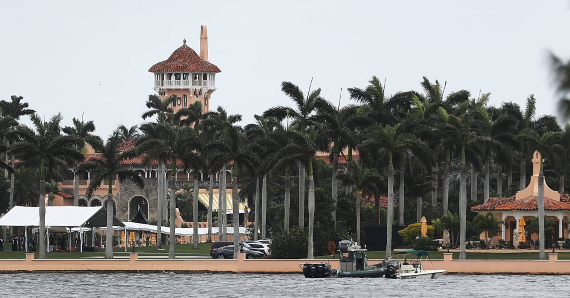 County considers special tax for Trump's Mar-a-Lago visits
