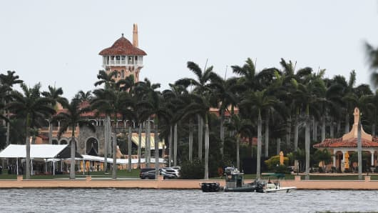 The Mar-a-Lago resort on April 6, 2017.