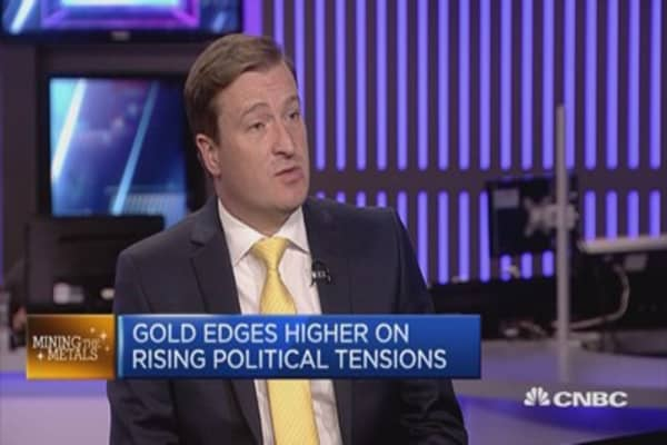 Panmure Gordon: Quite a bit more upside to go for gold