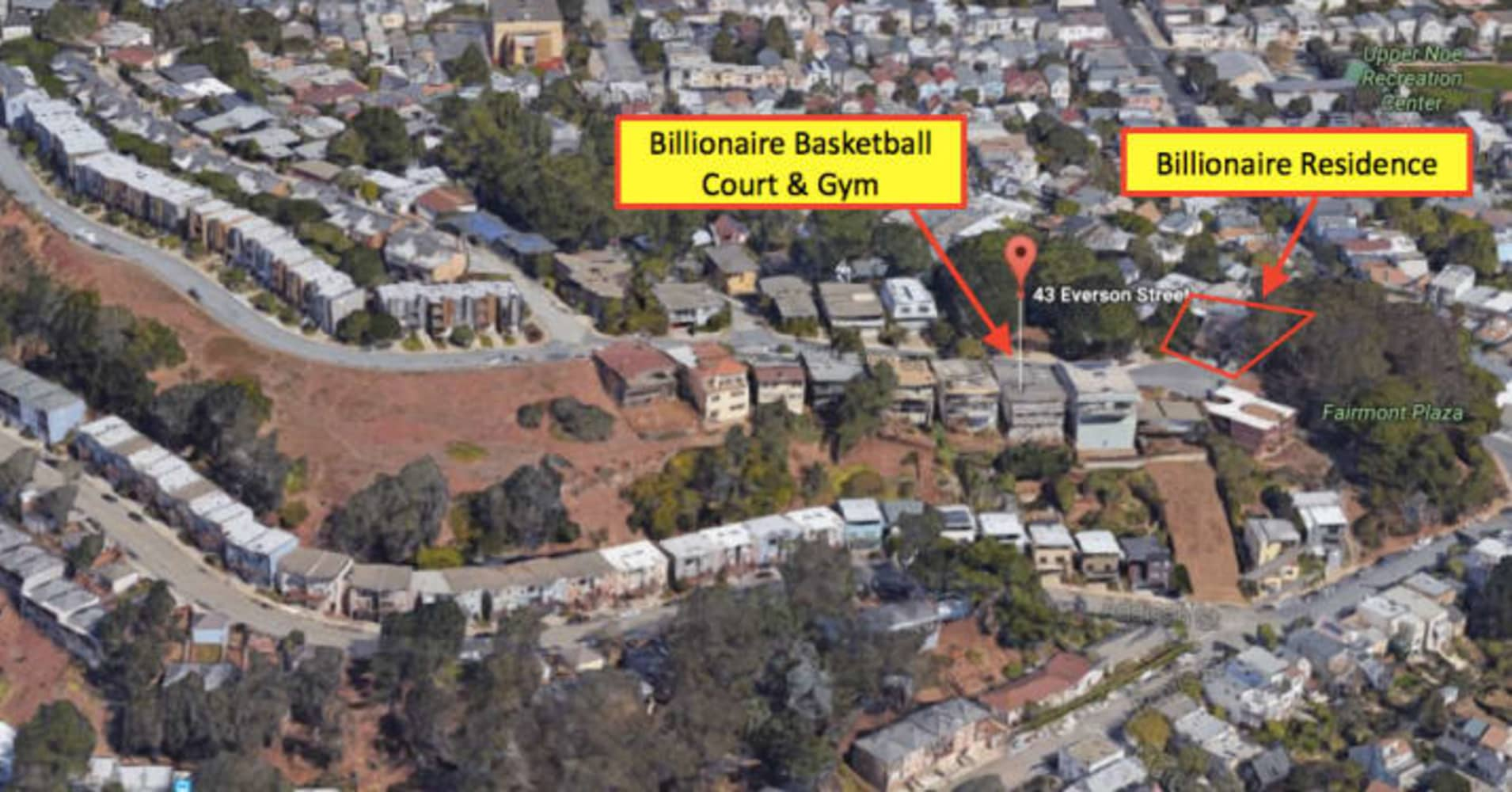 What Happens When your San Francisco Neighbor is a Venture Capitalist