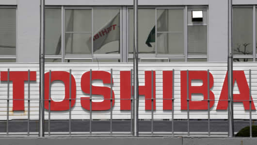 Foxconn said to offer $27B for Toshiba's memory chip business