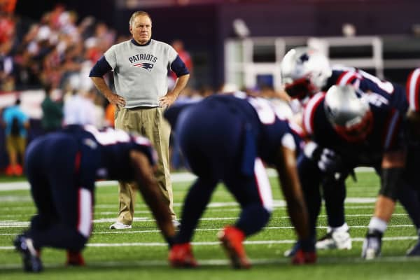 New England Patriots Coach Bill Belichick's 5 Rules for Exceptional Leadership