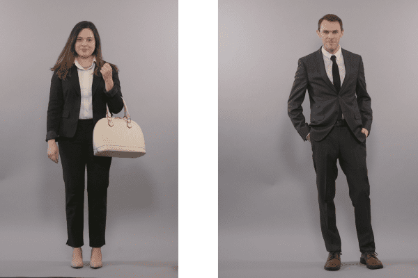 A fashion expert's tips for what to wear to any job interview