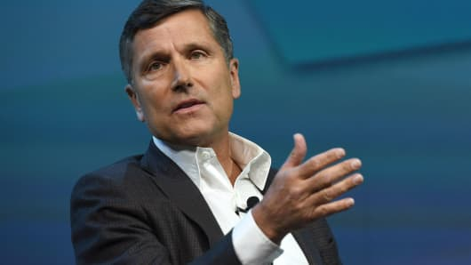 Stephen 'Steve' Burke, president and chief executive officer of NBCUniversal.