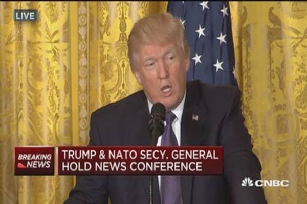 Trump: China's Xi wants to help us with North Korea