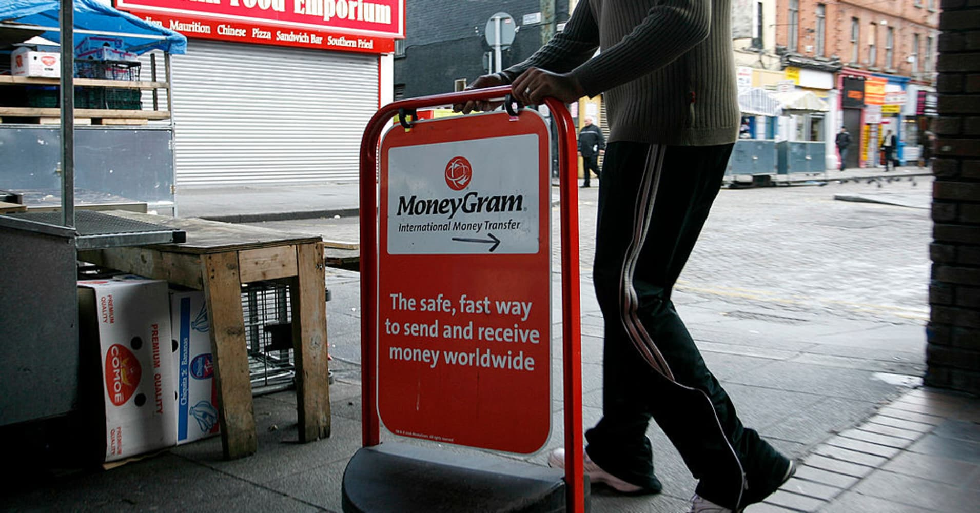Ant Financial's proposed MoneyGram takeover will be 'win-win' for both: MoneyGram CEO