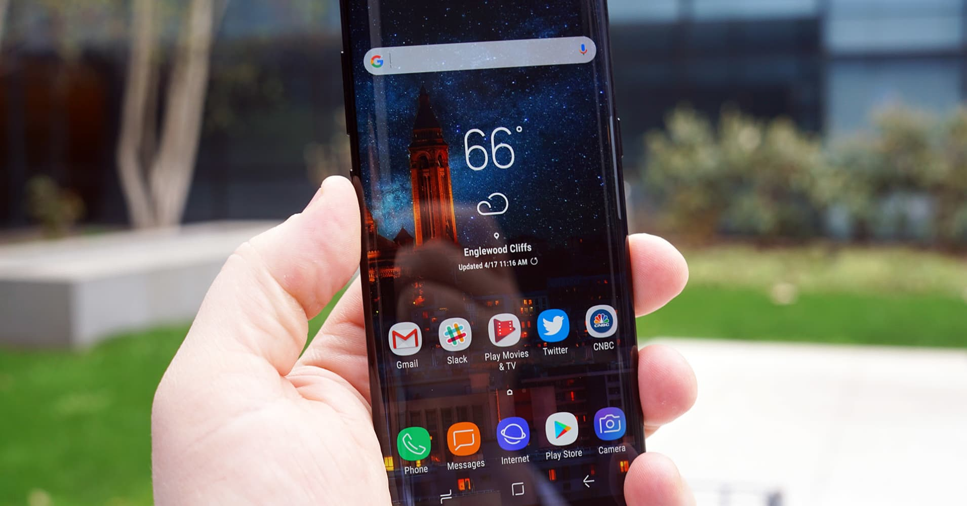 Samsung Galaxy S8 review – this is the future of smartphones