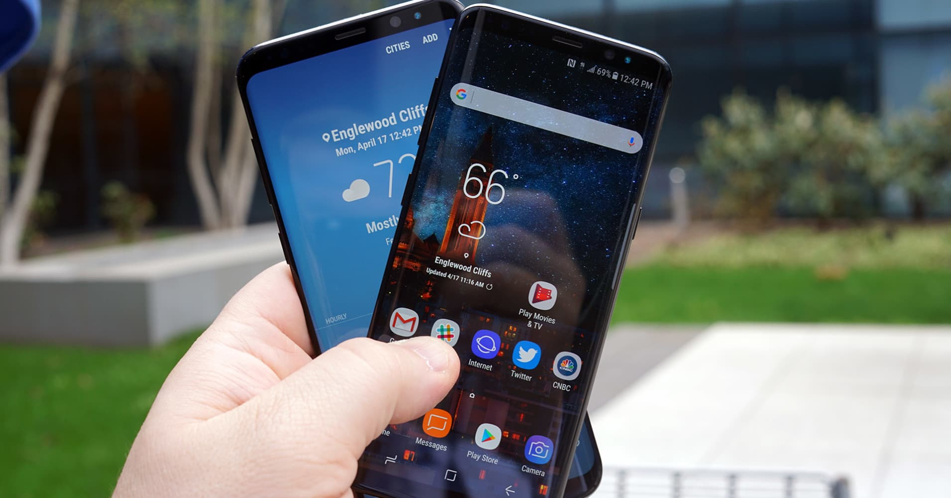 Go big or go home: Why you should buy the larger Galaxy S8+