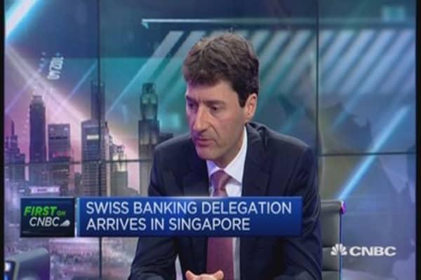 Brexit impact on Switzerland