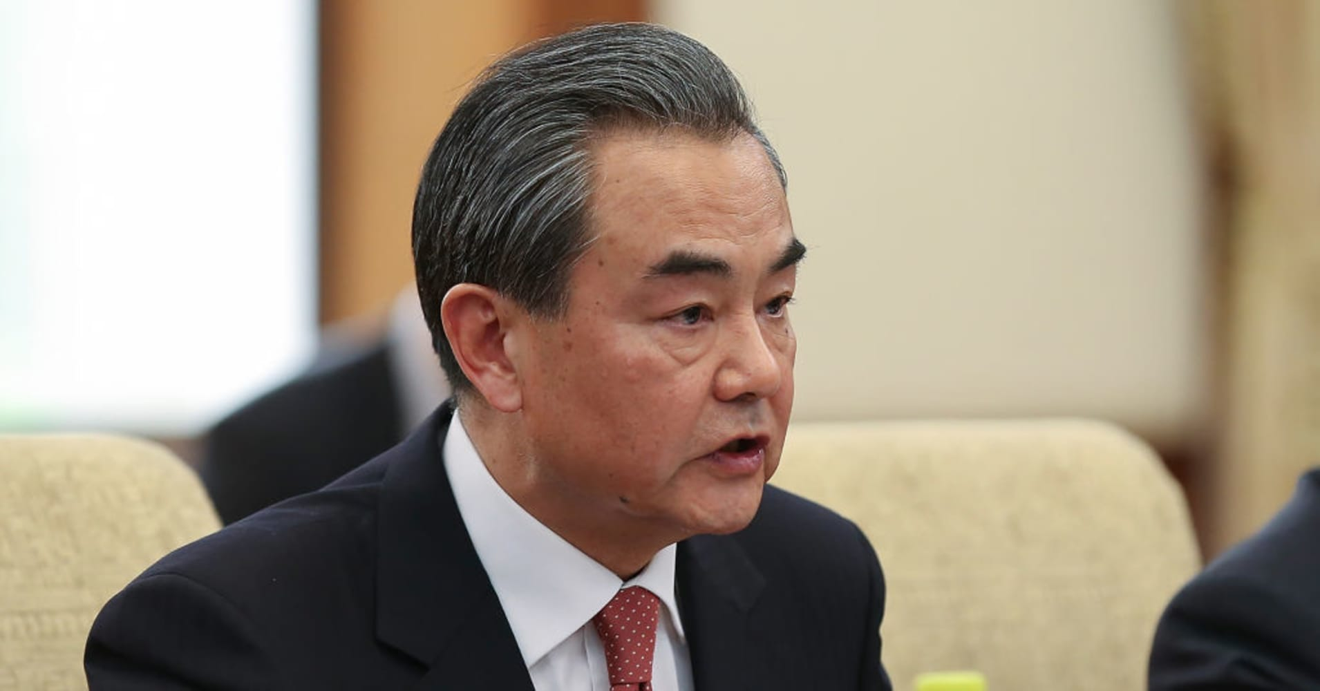 China's foreign minister says only diplomacy can resolve North Korea tensions