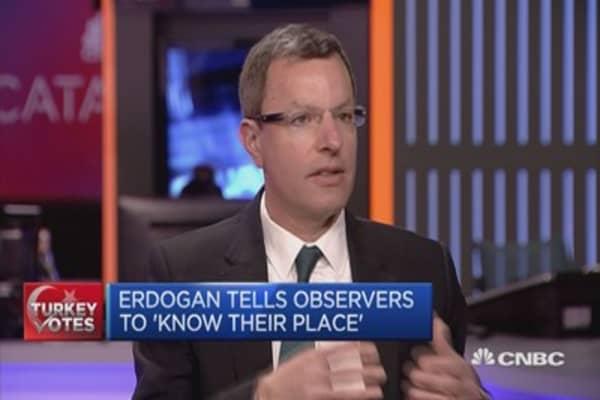 Erdogan had a desperate agenda: Pro